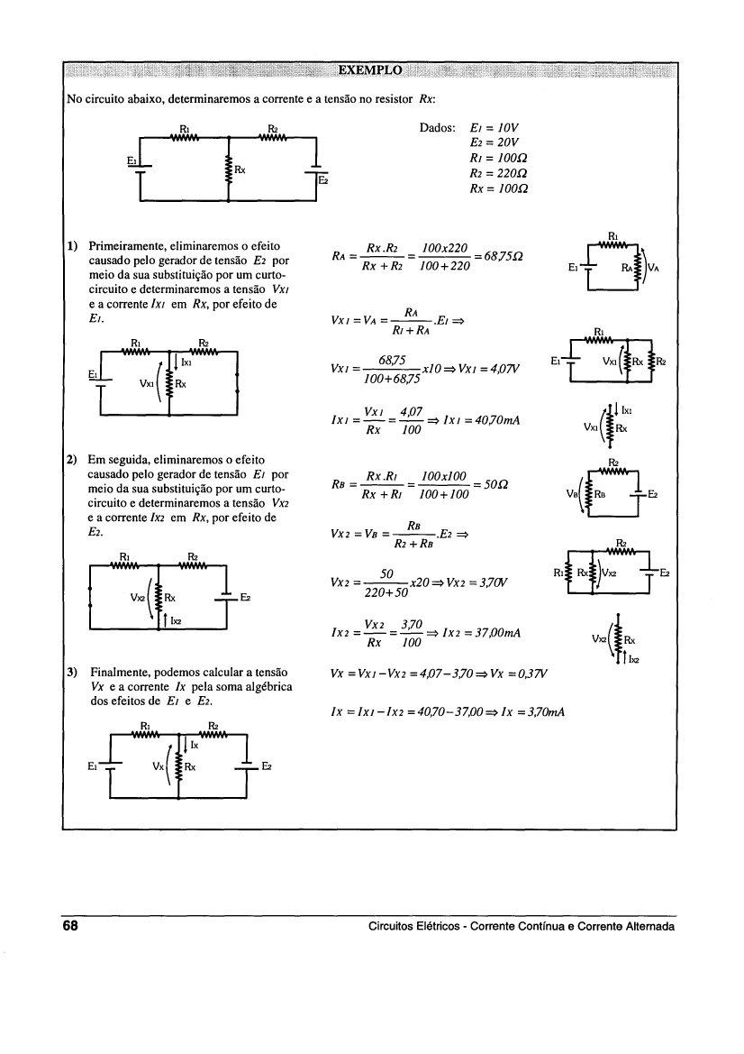 Circuito Eletricos : Circuitos elétricos ac dc otávio markus livros de eletrônica